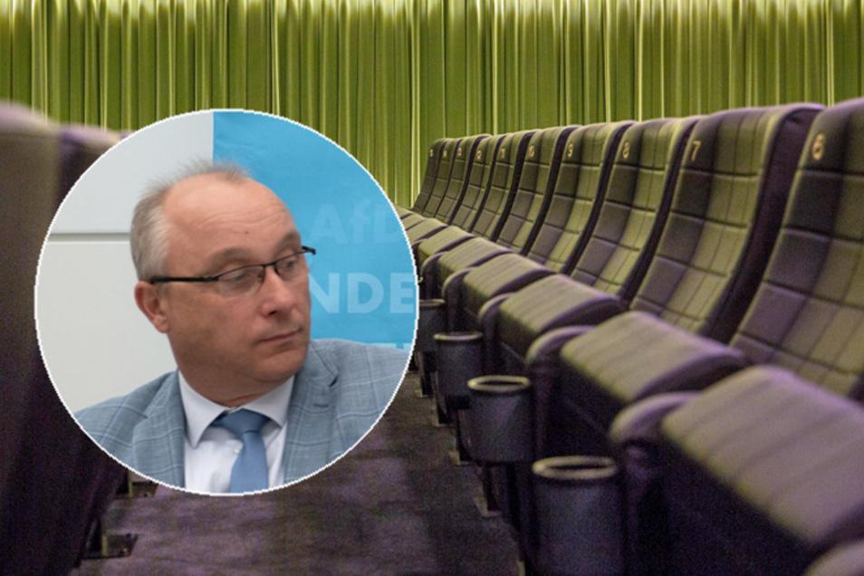 Jens Maier musste die Schauburg verlassen
