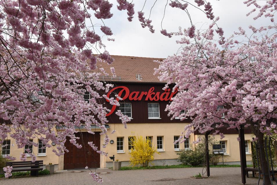 In den Parksälen in Dippoldiswalde können am Sonnabend den OB-Kandidaten Fragen gestellt werden.