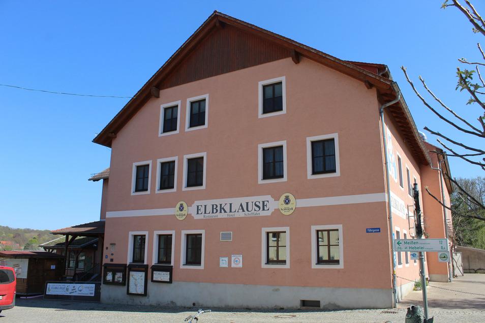 2014 hat Erik Wagner die Elbklause in Niederlommatzsch von seinem Vater Lutz Wagner übernommen.