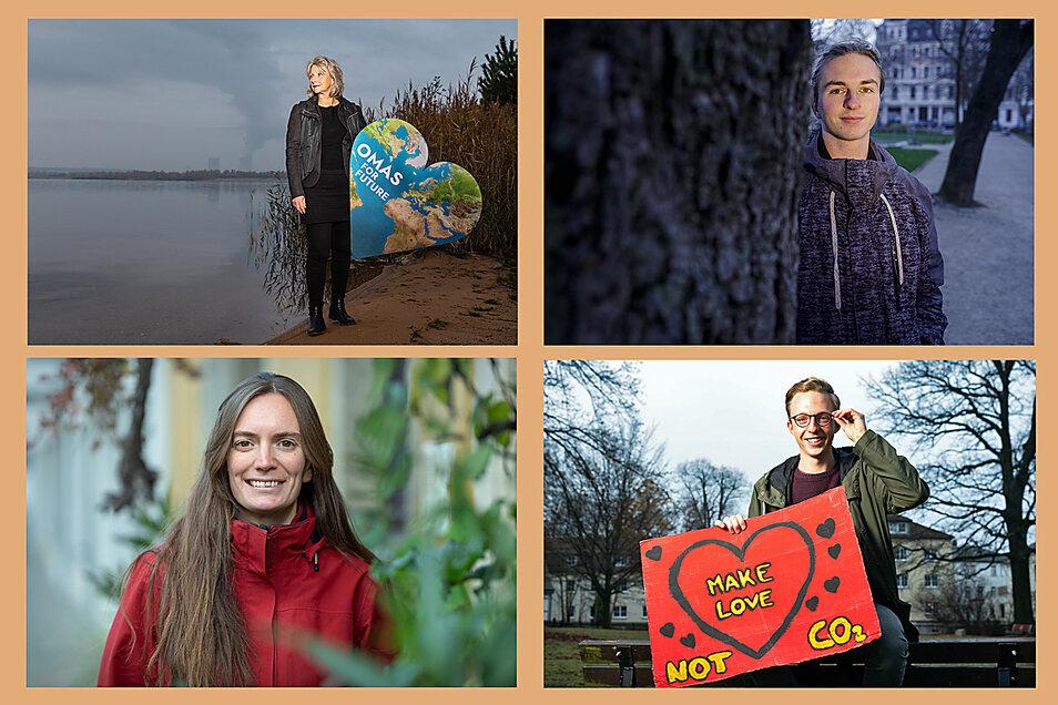 Sächsische.de stellt Klimaaktivisten aus Sachsen vor, die sich für eine bessere Umwelt einsetzen.