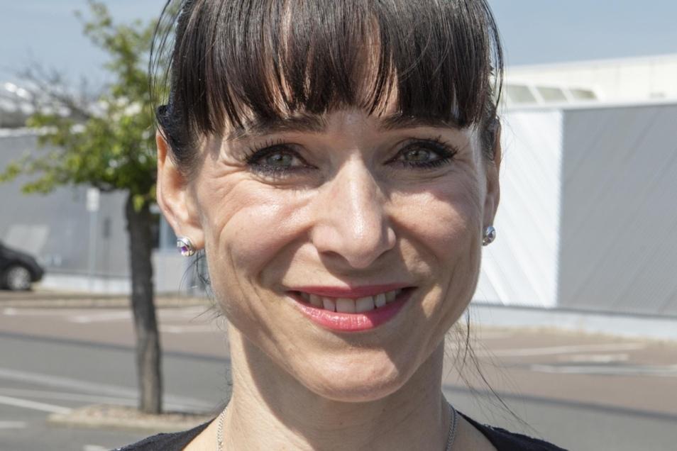 Katja Mühlstädt (38), Merschwitz