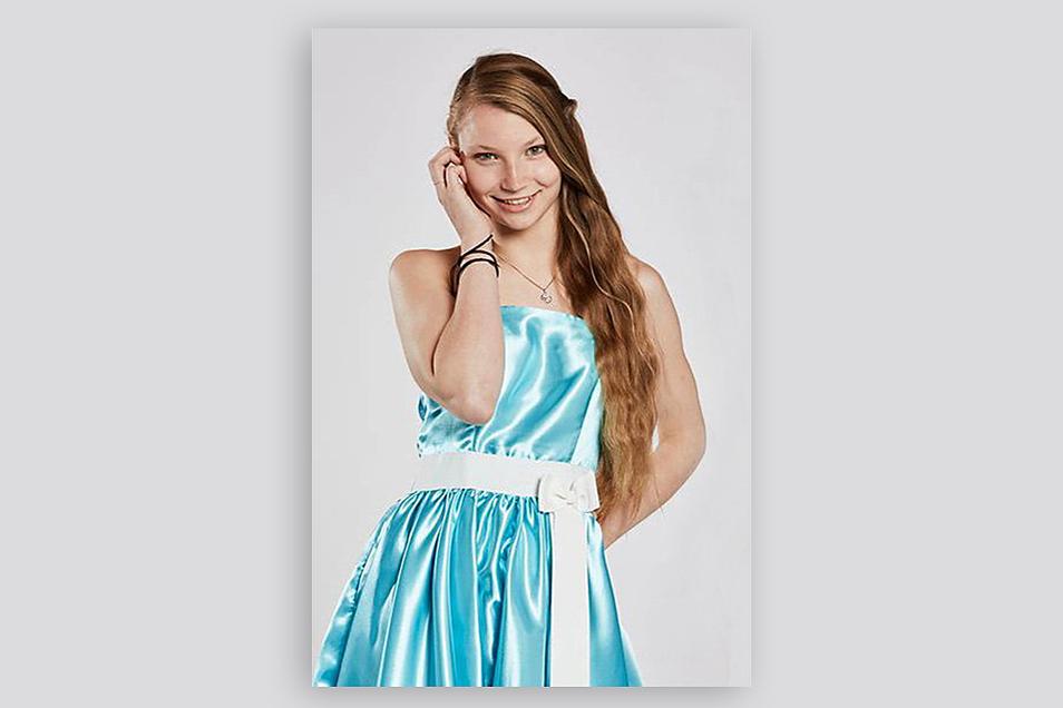 Romy Wolf, Abiturientin aus Görlitz, ist Kandidatin bei der 16. Staffel von Germany Next Topmodel.