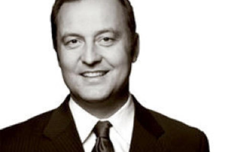 Dr. Robert Straßer, Präsident des Kuratoriums der Karl-May-Stiftung