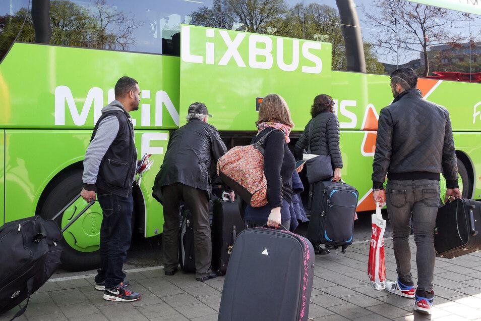 Mit dem Flixbus reiste Ivana M. von Tschechien nach Deutschland. Eine Routinekontrolle an der Grenze durch die Bundespolizei wurde ihr zum Verhängnis