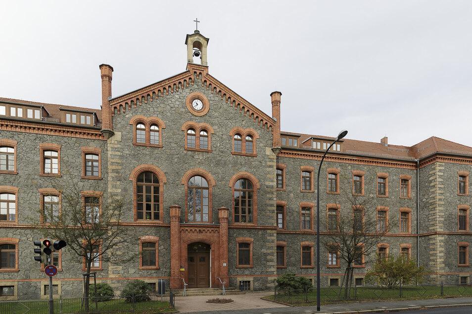 Altenheim der Arbeiterwohlfahrt Oberlausitz an der Krölstraße in Görlitz.