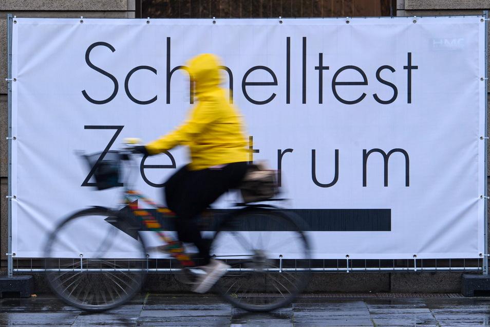 In Großschönau öffnet am Dienstag ein Schnelltestzentrum.