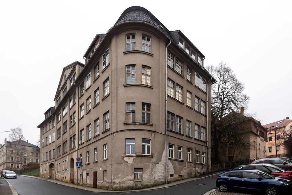 Ehemaliger VEB Kunstblume in Sebnitz: Die Stadt hat einen Investor für die Immobilie gefunden.