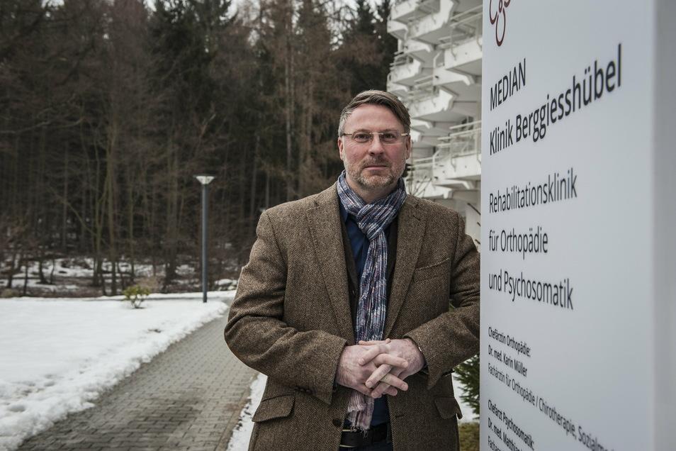 Er kam im Winter, er ging im Winter: Lars Wunder ist von Bad Gottleuba-Berggießhübel nach Reichenbach gewechselt.