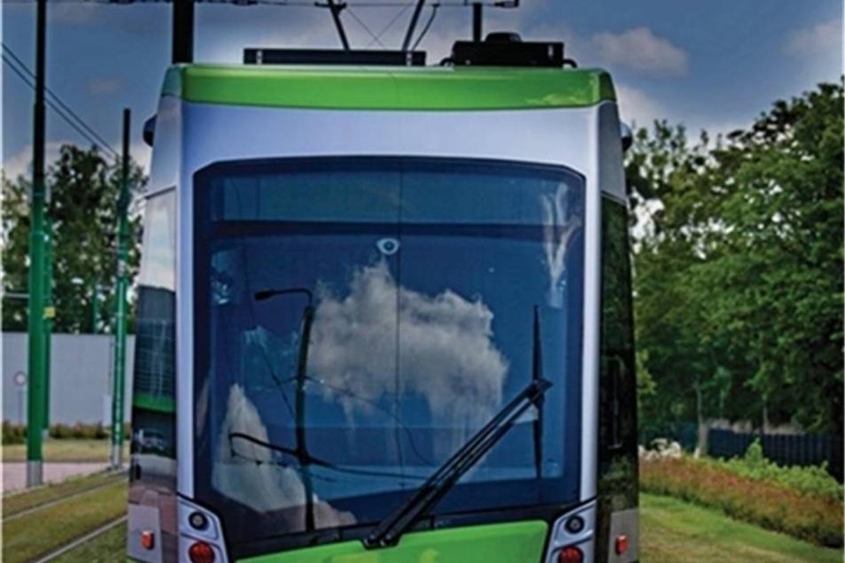 Die polnische Firma Solaris hat bisher Busse nach Dresden geliefert. Die Straßenbahn des Unternehmens lächelt etwas zurückhaltend - und fährt unter anderem in Jena.