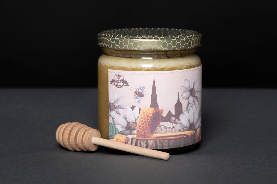 Süß und lecker: Frischer Honig von Cottas Wiesen.