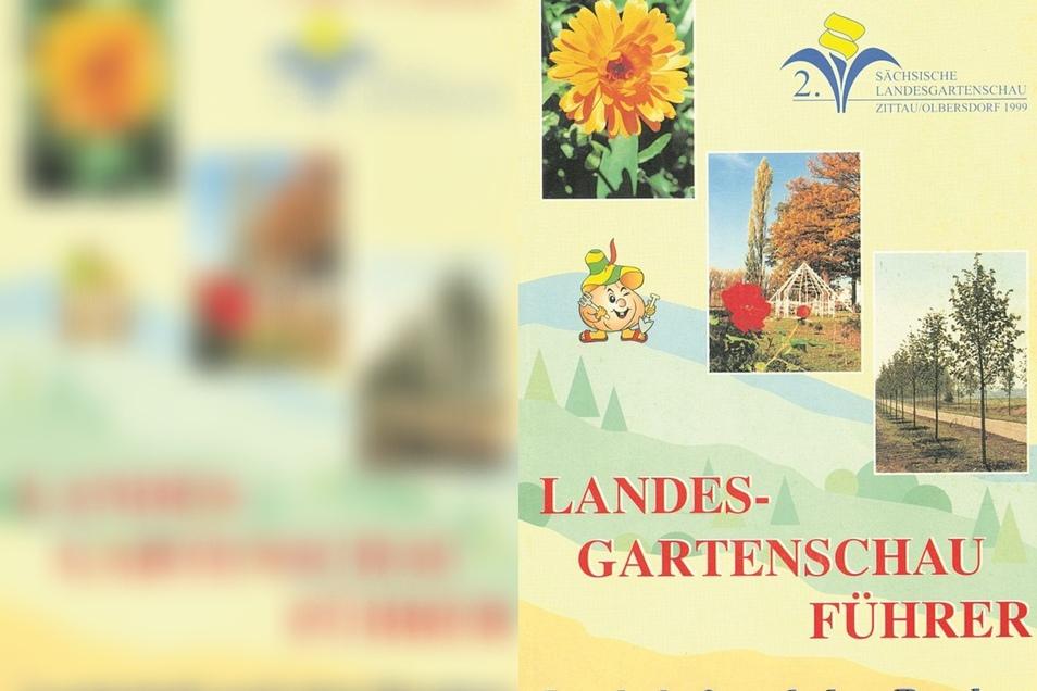 Nach Abschluss der Sanierung wurde auf dem Gelände 1999 die 2. Sächsische Landesgartenschau ausgerichtet (kleines Foto).