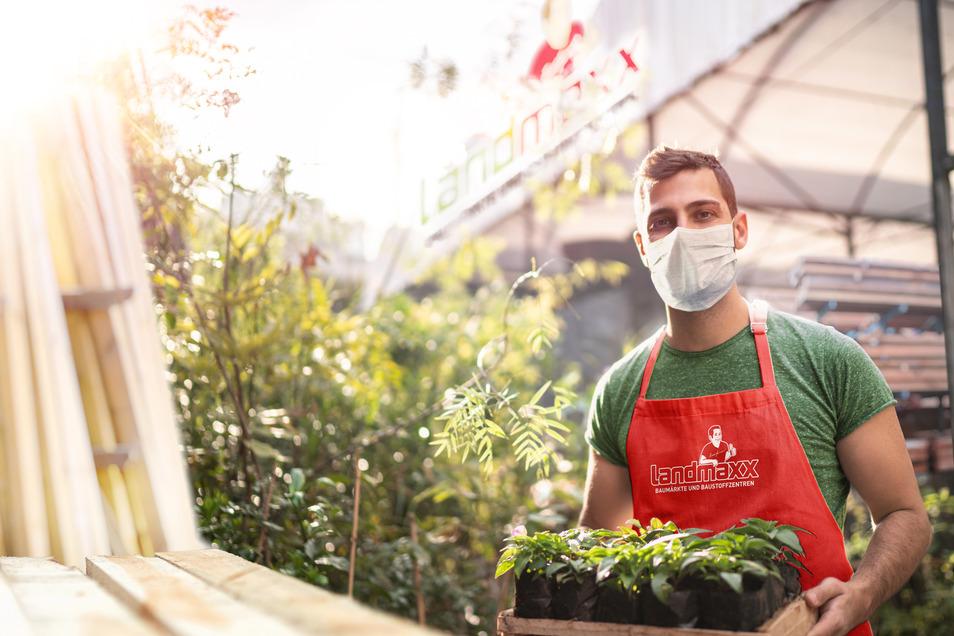 Alles für Haus, Garten und Balkon, um auf den perfekten Sommer vorbereitet zu sein, gibt es bei LandMAXX.
