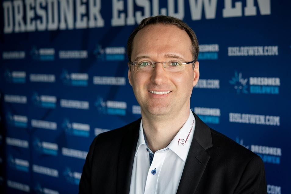 Eislöwen-Sportdirektor Matthias Roos ist optimistisch, dass die Kooperation weitaus lebendiger gelebt wird als in der Vorsaison.
