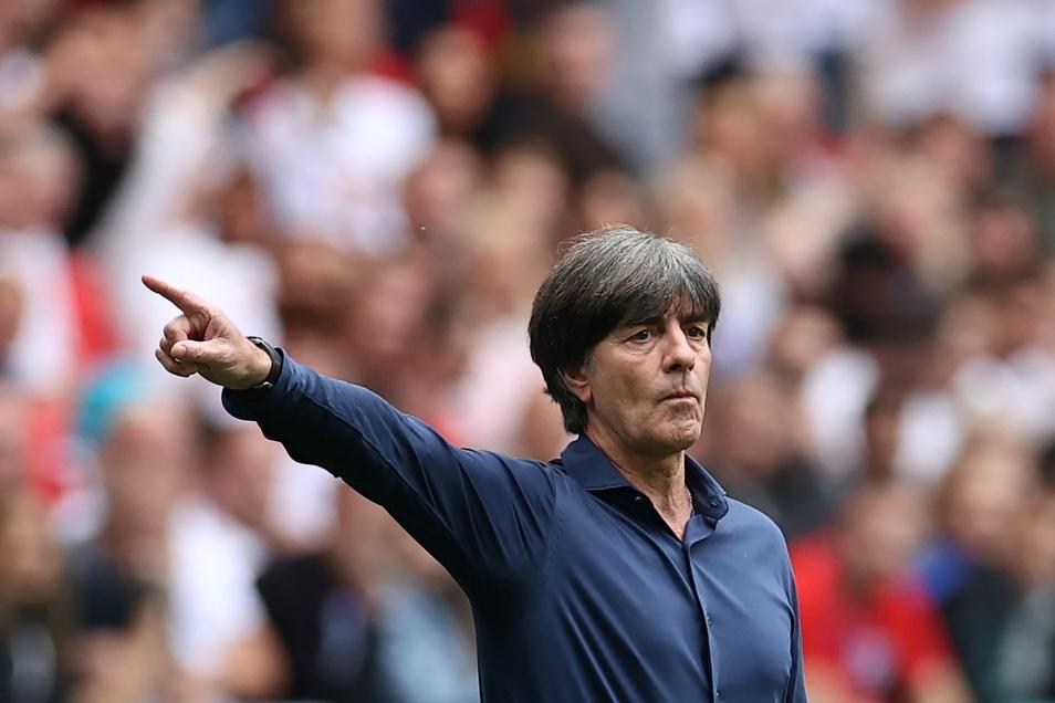 Eine Ära geht zu Ende: Das EM-Achtelfinale gegen England war das letzte Länderspiel als Bundestrainer Joachim Löw.