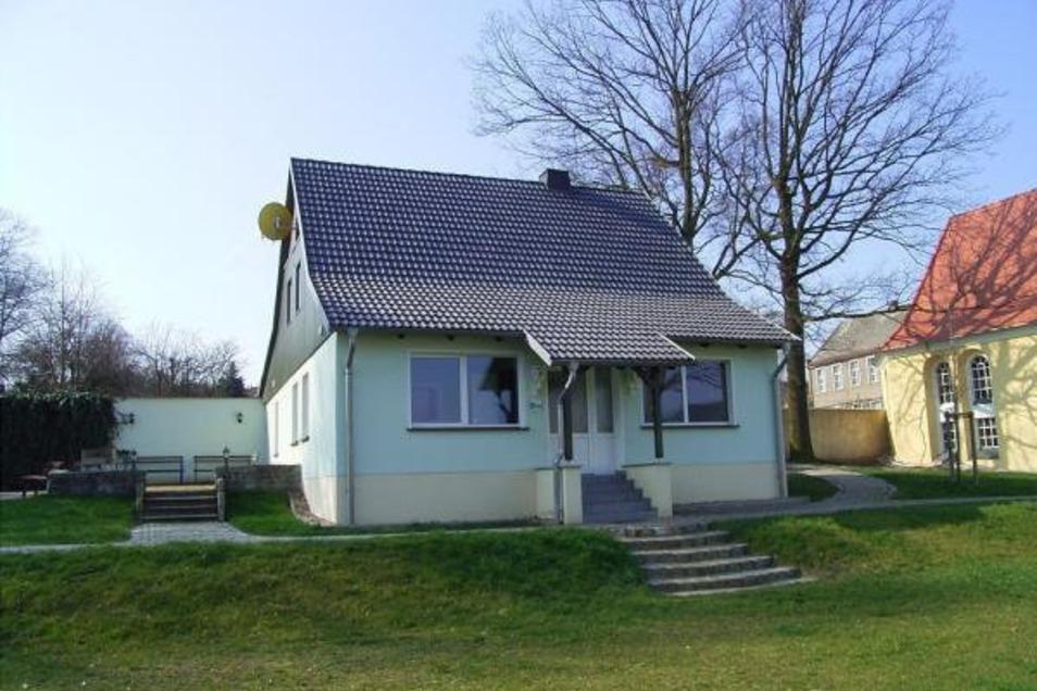 In einem Privathaus ist momentan der Jugendclub untergebracht.