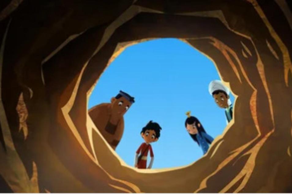 """Auch für verschiedene Kinderserien wie """"Die Abenteuer des jungen Marco Polo"""" war Lutz Stützner verantwortlich."""