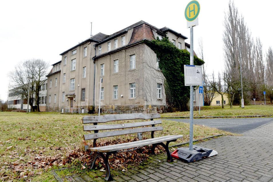 Die Hefterstraße 10 in Zittau.