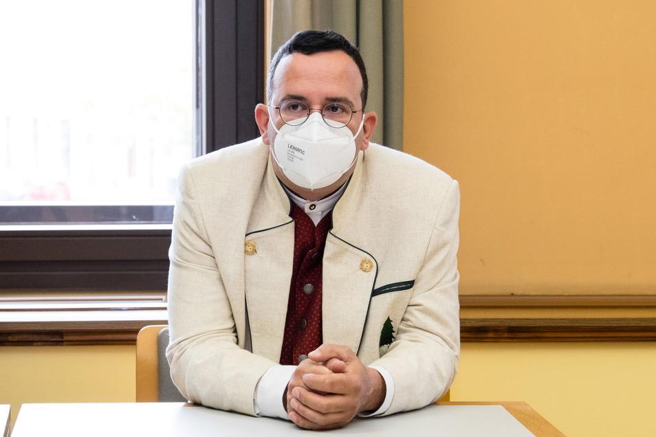 Ostsachsen-TV-Inhaber David Vandeven aus Bautzen muss sich derzeit wegen Subventionsbetrugs vor Gericht in Görlitz verantworten.