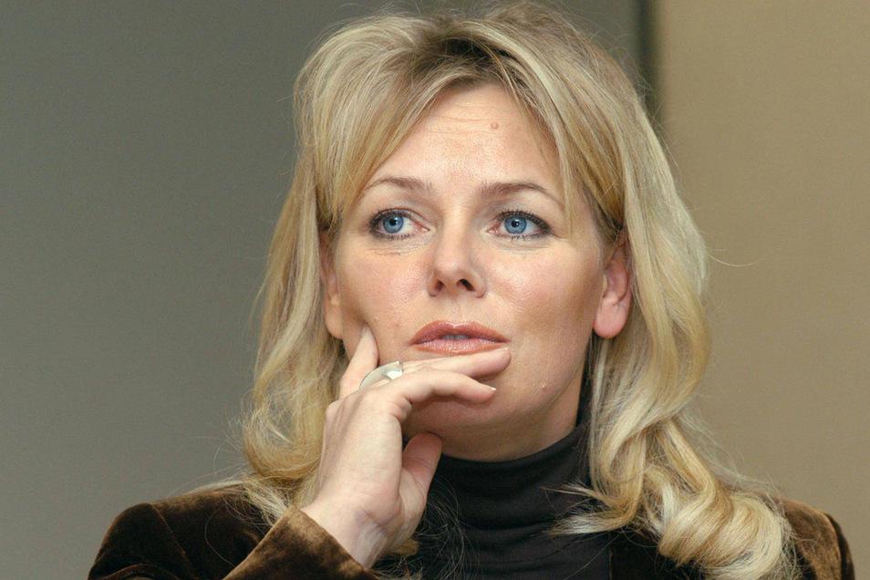 Einst bekannte TV-Moderatorin, nun in der Verschwörerszene beliebt: Eva Herman.
