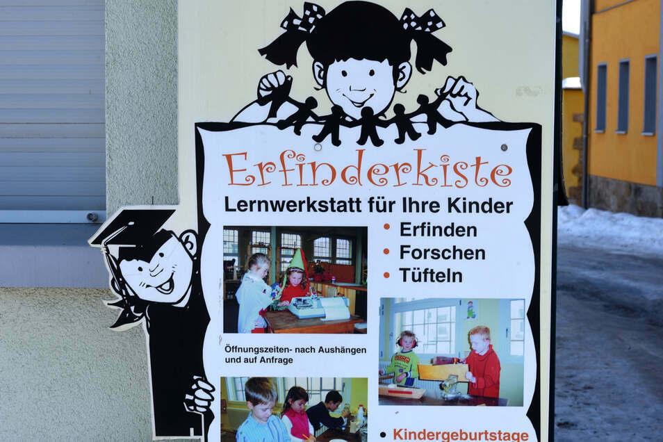 Die Projektmacher aus Oderwitz freuen sich über das Preisgeld der Deutschen Kinder- und Jugendstiftung.
