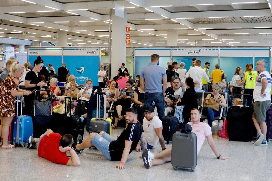 Wer mit dem insolventen Reiseveranstalter in den Urlaub gestartet ist, muss jetzt möglicherweise seine Koffer packen - auch, wenn der Urlaub eigentlich noch einige Tage dauern sollte.