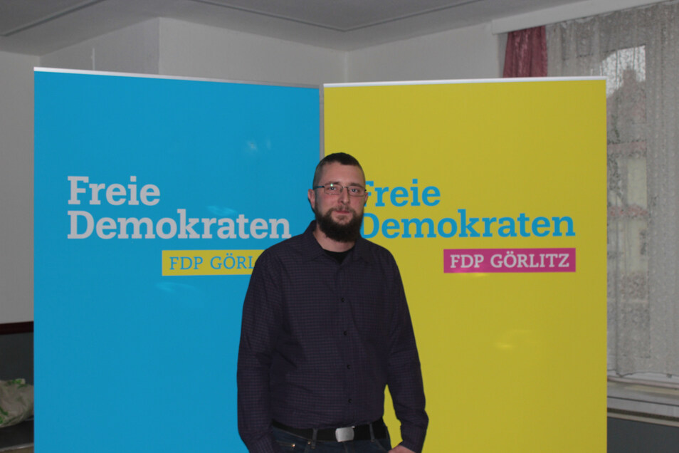 Sebastian Grubert (33) lebt in Boxberg-Jahmen.