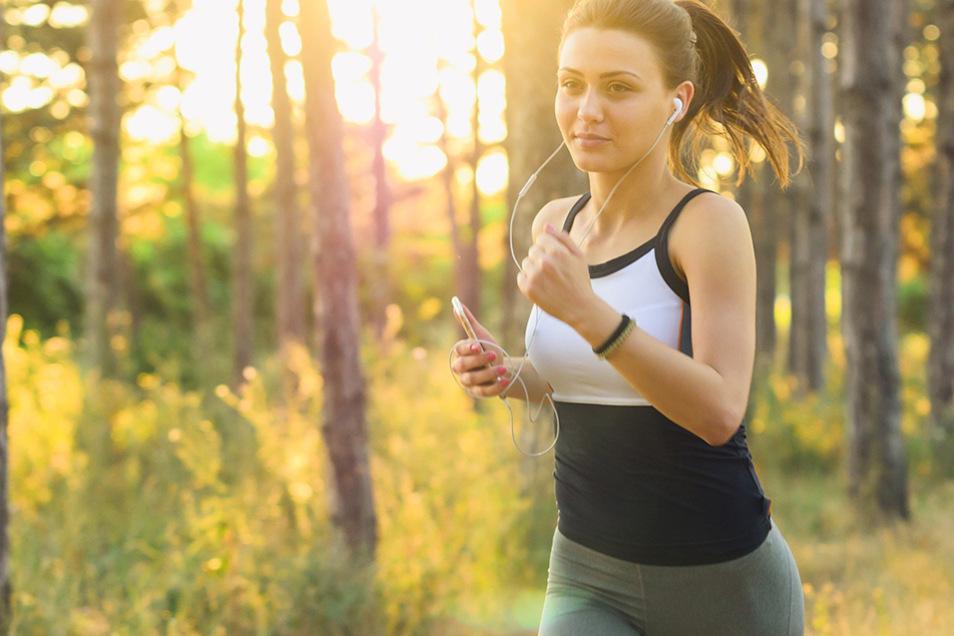 Bewegung an der frischen Luft macht mit der richtigen Ausstattung noch mehr Spaß.