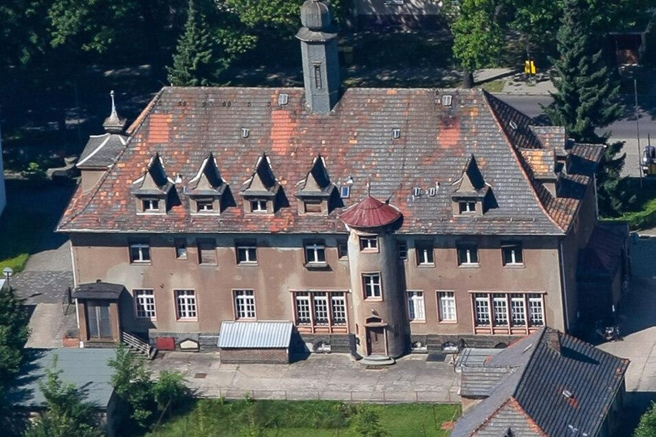 Die Stadt Lauta hat im vergangenen Jahr das ehemalige Laubuscher Rathaus verkauft.