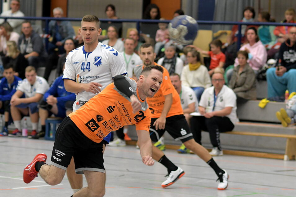 In der Verbandsliga West der Männer treffen der VfL Waldheim 54 und die HSG Neudorf/Döbeln aufeinander. Das erste von zwei direkten Duellen ist am 10. Oktober in Döbeln angesetzt.