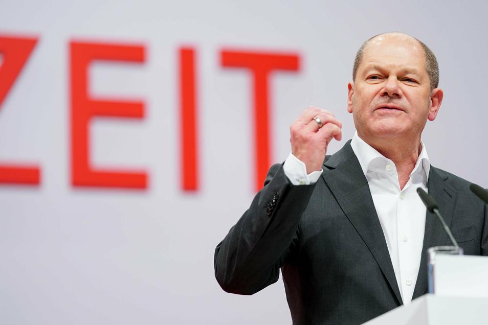 Wird es Zeit für eine rot-grün-rote Koalition - mit Olaf Scholz (SPD) als Kanzler?