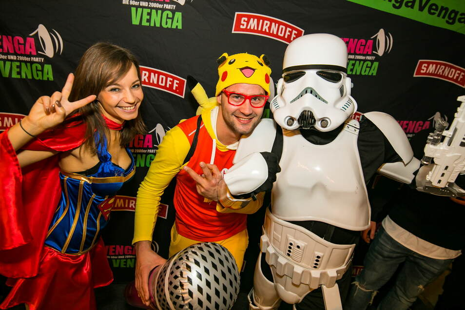Fun and Bass Events aus Großenhain veranstaltet die Venga Venga Party an diesem Sonnabend.