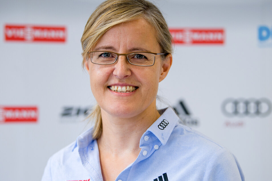 Karin Orgeldinger, Sportdirektorin des Deutschen Ski-Verbandes (DSV)