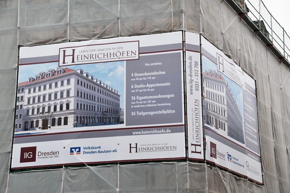 Der einstige Prachtbau Hotel Stadt Leipzig gilt als der älteste, erhaltene Hotelbau Dresdens. Seit Jahren steht das denkmalgeschützte Gebäude leer und verfällt. Ein Dresdner Immobilienunternehmen will die Perle im Barockviertel wieder zum Strahlen bringen