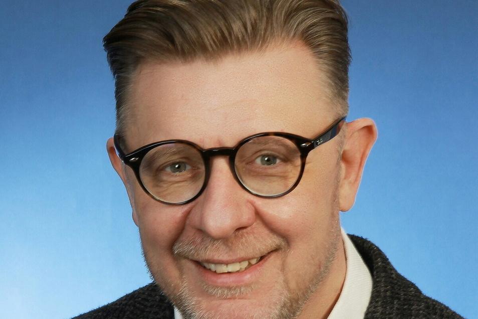 Frank Horn ist der neue Geschäftsführer der Krankenhausgesellschaft des Landkreises.