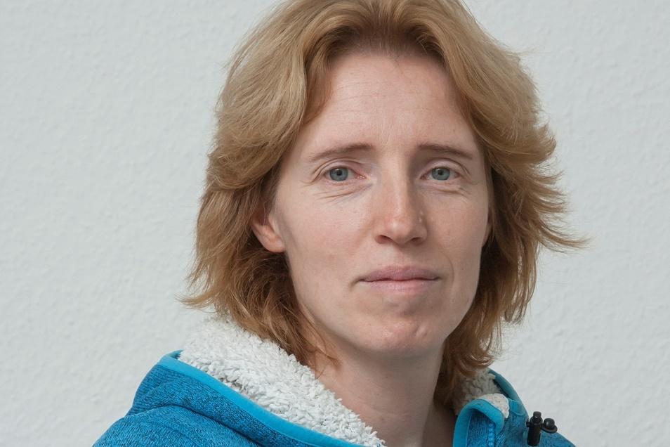 SZ-Redakteurin Annett Heyse findet es wunderbar, die Antenne auf der Heimfahrt nach Dresden zu erblicken.