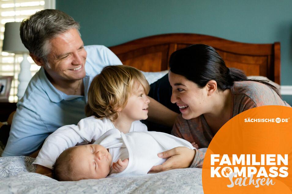 Nur zufriedene, sich sicher fühlende Eltern können ihre Kinder liebevoll begleiten – das ist es letztlich, worauf es ankommt.