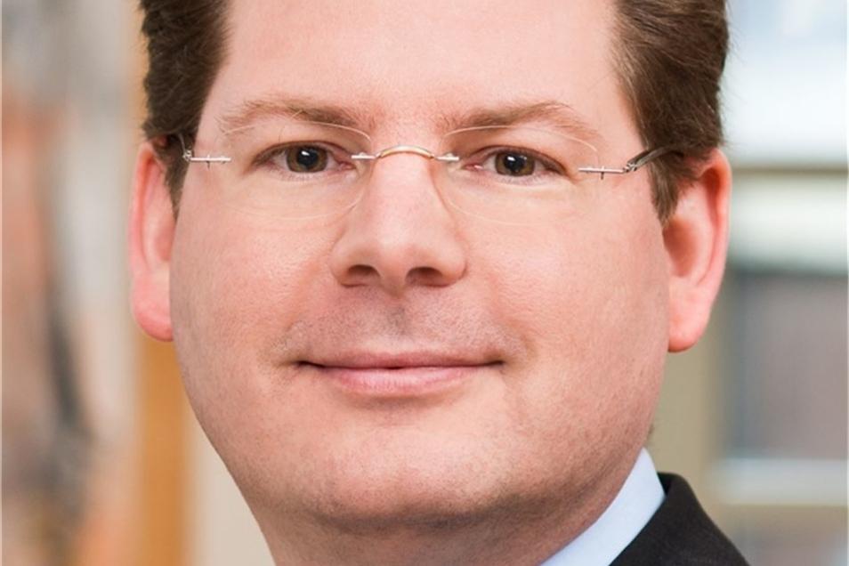 Oliver Holtemöller ist Vizepräsident des Instituts für Wirtschaftsforschung Halle und Professor für Makroökonomik an der Uni Halle.