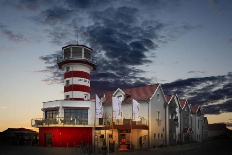 Der Leuchtturm als Symbol für die Lausitz?