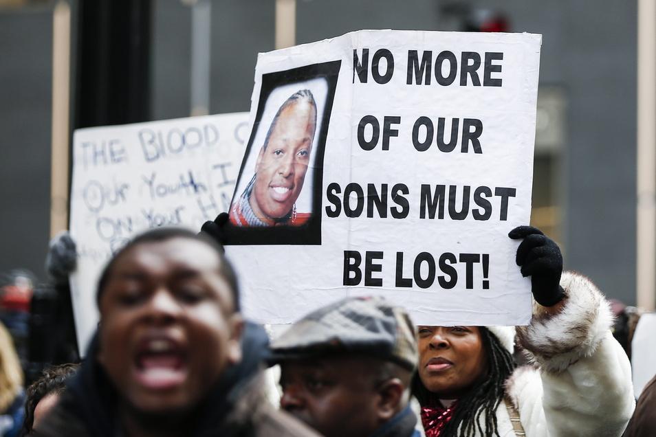 Der Tod von Laquan McDonald und die anschließende Veröffentlichung des Videos hatte zu Protesten geführt.