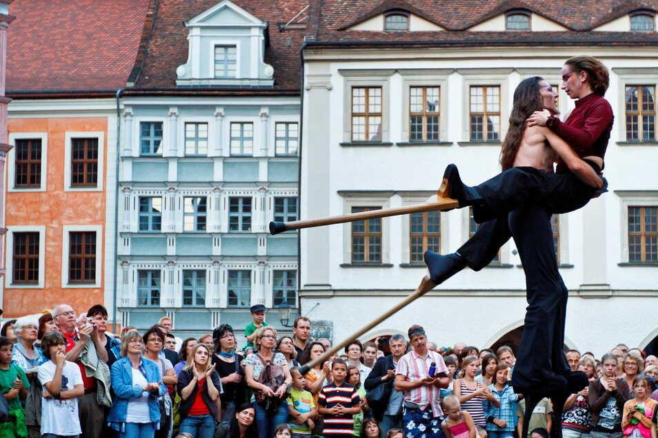 Kultur zur Freude der Menschen wie etwa beim Viathea in Görlitz gibt es viel in der Lausitz. Braucht sie trotzdem einen Plan?