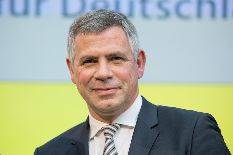 Stephan Krenz ist Geschäftsführer der neuen Autobahn GmbH des Bundes.