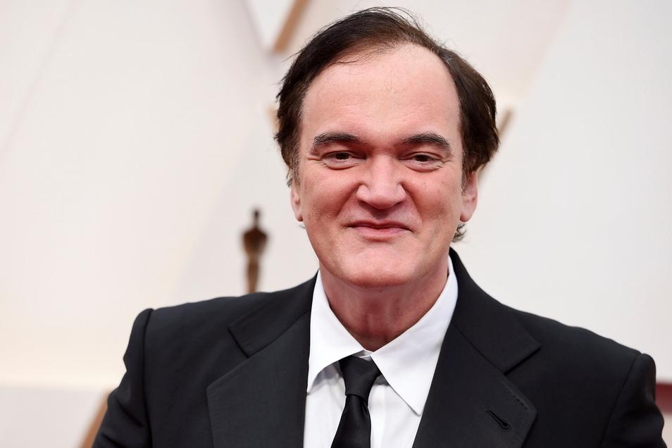 Quentin Tarantino hat seinen ersten Roman geschrieben.