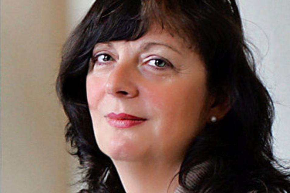 Gabriele Lorenz wird die neue Chefin des Radebeuler Kuluramtes.