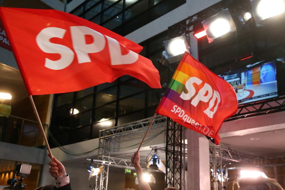 Nach dem Auszählungsergebnis aller Wahlkreise wurden die Sozialdemokraten am Sonntag stärkste Partei.