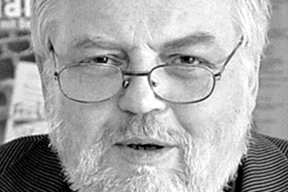 Lutz Rathenow gehörte seit 1975 zur DDR-Opposition und ist seit 2011 Sachsens Landesbeauftragter für die Stasi-Unterlagen. Foto: ZB