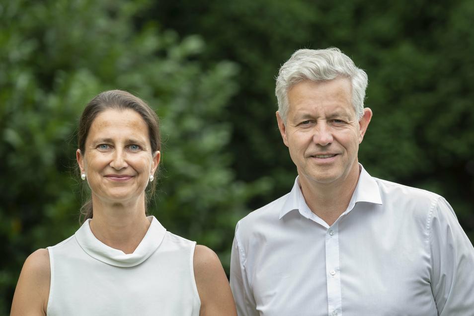 Doris und Martin Richter.