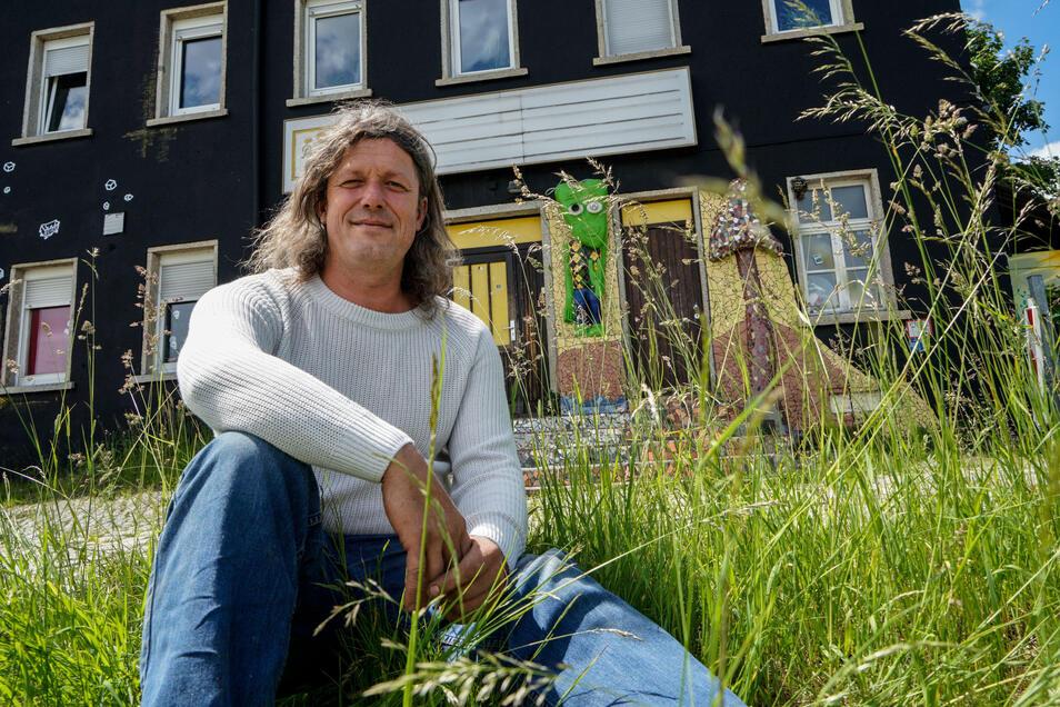 Heiko Düring betreibt seit 1994 den East Club in Bischofswerda. Das Jahr 2020 startete hoffnungsvoll, unter anderem mit einem Auftritt von Olaf Schubert. Doch seit Mitte März geht wegen Corona nichts mehr.