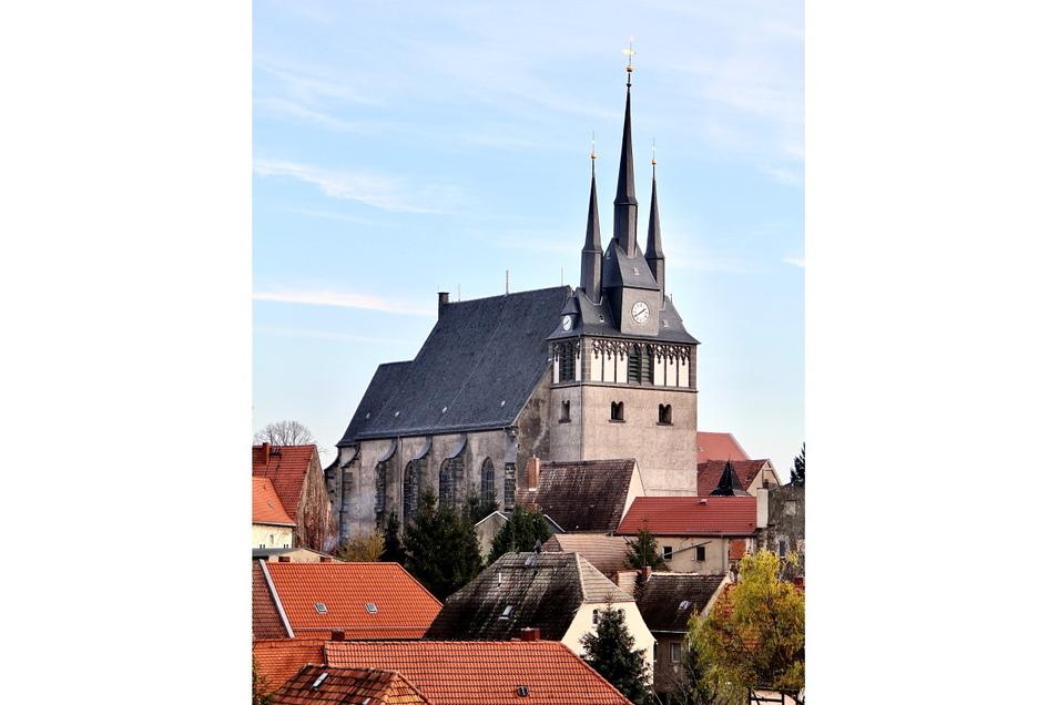 Die Ausstellung ist vom 3. bis 20. September in der Lommatzscher Wenzelskirche zu sehen.