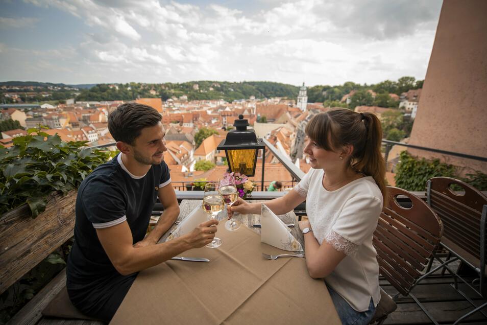 Meißen genießen – ein neuer Gastroführer wartet mit Tipps für Einheimische und Besucher der Stadt auf,