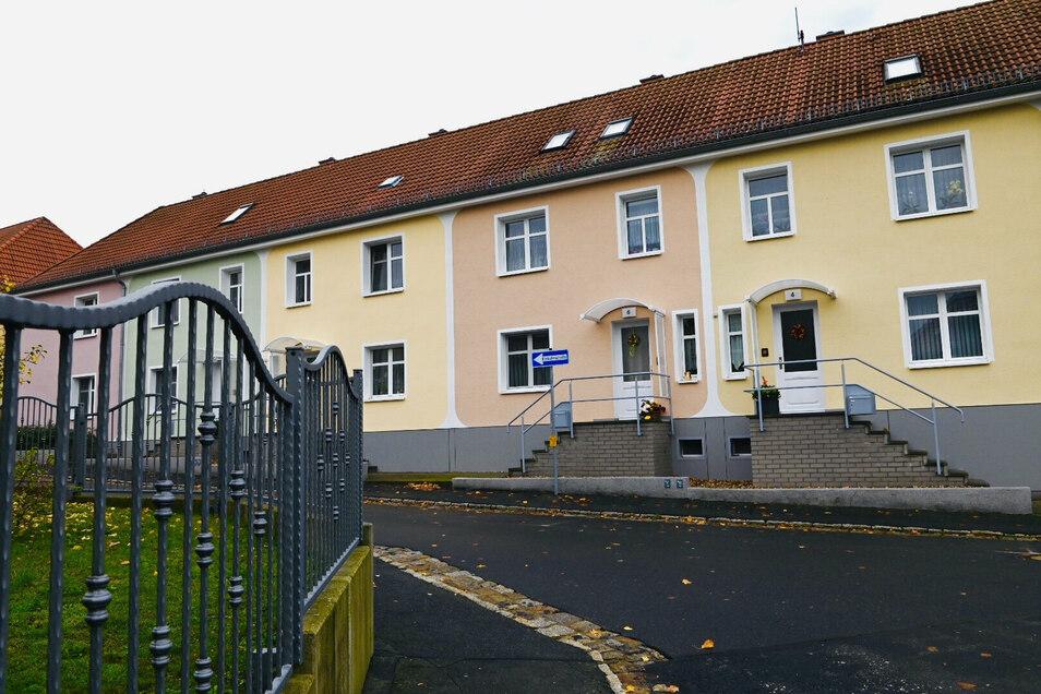 Die Gustav-Schuberth-Straße gehört zu den ältesten Gebäuden der Genossenschaft und wurde jetzt gründlich modernisiert.